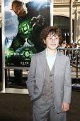 LOS ANGELES - JUNE 15: Nolan Gould at the premiere of Warner Bros. Pictures' 'Green Lantern' held at