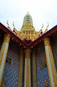 Temple Of Wat Phra Kaew Temple
