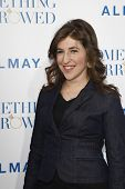 LOS ANGELES - MAY 3: Mayim Bialik at the world premiere of 'Something Borrowed' at the Grauman's Chi