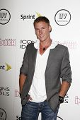WEST HOLLYWOOD - AUG 28: Kasey Kahl at the 4th annual Icons & Idols party at the Sunset Tower Hotel