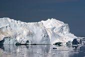 Iceberg In The Disco Bay Ilulissat