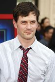 LOS ANGELES - MARCH 6: Tom Everett Scott at the World Premiere of 'Mars Needs Moms' held at the El C