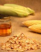 Cornflakes With Honey