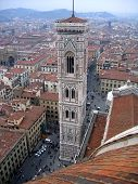 Florence Tower From High
