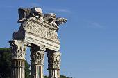 Fori Imperiali ruins - Roma, Italia