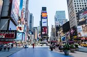 foto of broadway  - NEW YORK CITY  - JPG