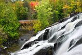 Bond Falls Michigan