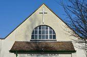 Techo de Iglesia congregacional