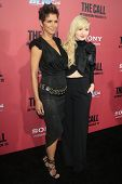 LOS ANGELES, CA - MAR 5: Halle Berry, Abigail Breslin at the premiere of Tri Star Pictures' 'The Call' at ArcLight Cinemas on March 5, 2013 in  Los Angeles, California