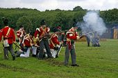 British Napoleonic Infantry In Action