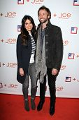 LOS ANGELES - MAR 7:  Nikki Reed, Paul McDonald arrive at the introduction of Joe Fresh at JCP at th