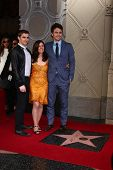 LOS ANGELES - MAR 7:  Dave Franco, Betsy Franco, James Franco at the Hollywood Walk of Fame Ceremony honoring James Franco at the El Capitan Theater on March 7, 2013 in Los Angeles, CA
