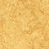 foto of linoleum  - Linoleum background with marble effect of yellow color - JPG