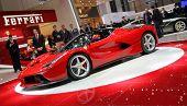 Ferrari Laferrari híbrido Supercar