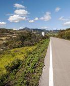 Road to Casares