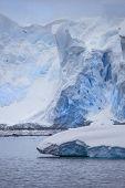 Antarctic Iceberg Photo