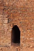 Brickyard Kiln Entrance