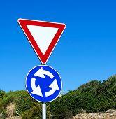 Signo rotonda