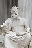 Sitting Philosopher