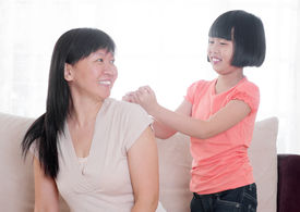 pic of piety  - Filial piety concept - JPG
