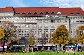 Kadewe Store From Wittenbergplatz In Berlin