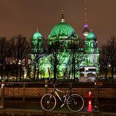 Berliner Dom Anf Festival Of Lights In Berlin