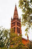 Zwolf-apostel-kirche In Berlin