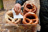German Baked Biscuit - Brezel