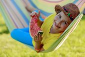 foto of eat grass  - Summer joy  - JPG