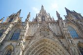 Gothic Barcelona Cathedral