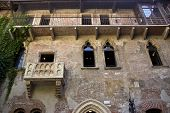 picture of juliet  - The house of Julia in Verona Italy - JPG