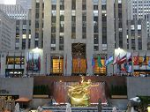 Rockefeller Center in New York City