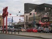 Chinatown in Toronto, Canada