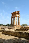 Temple of the Dioscuri