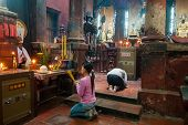 Praying In Vietnam