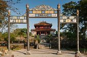 Monuments Of Hue, Vietnam
