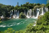 Waterfalls In Bosnia And Herzegovina
