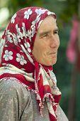 Woman Wearing Headscarf 4