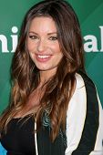LAS VEGAS - APR 8:  Bianca Kajlich at the NBCUniversal Summer Press Day at Huntington Langham Hotel on April 8, 2014 in Pasadena, CA