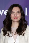LAS VEGAS - APR 8:  Jill Flint at the NBCUniversal Summer Press Day at Huntington Langham Hotel on A