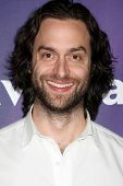 LAS VEGAS - APR 8:  Chris D'Ella at the NBCUniversal Summer Press Day at Huntington Langham Hotel on