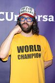 LAS VEGAS - APR 8:  Judah Friedlander at the NBCUniversal Summer Press Day at Huntington Langham Hot