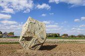 Monument Dedicated To Paris Roubaix