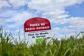 Paris Roubaix- Milestone