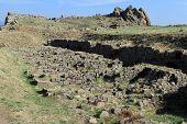 Ruins Of Pergam
