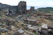 Fortress In Assos, Turkey