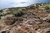 Ruins In Assos