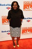 NEW YORK-APR 9: Margarette Purvis, Food Bank President and CEO, attends the Food Bank for New York C
