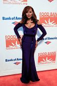 NEW YORK-APR 9: Model Selita Ebanks attends the Food Bank for New York City's Can Do Awards Dinner Gala at Cipriani Wall Street on April 9, 2014 in New York City.