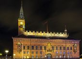 image of copenhagen  - Evening - JPG